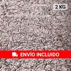copy of Virutas papel kraft (2 kg) amarillo, relleno para decoración y embalaje