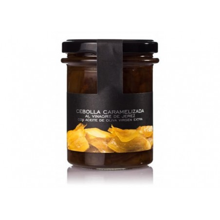 Caramelised onion with Sherry Vinegar