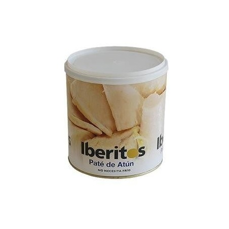 Paté de Atún en Aceite Iberitos 700 gr