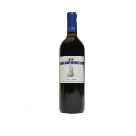 "Red wine ""Cepa Rincón"" 375 ml"