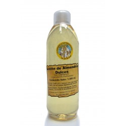 Almond oil (1 litre)