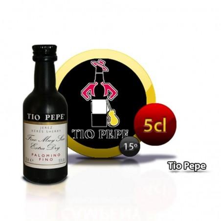 Botellita vino fino Tio Pepe