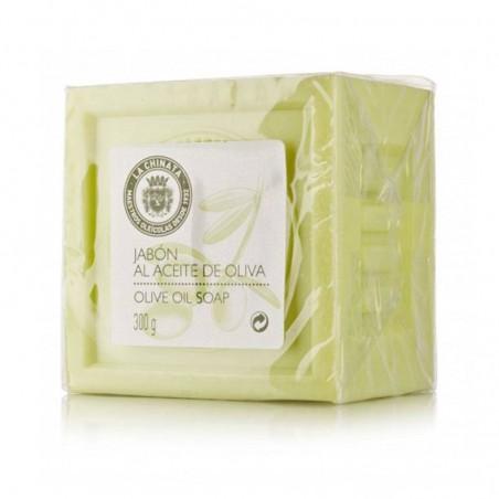 pastilla de jabón con Aceite de Oliva virgen extra 300 gr