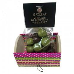 Bonbons en forme d'olives...