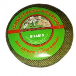 Melange de fromages murs