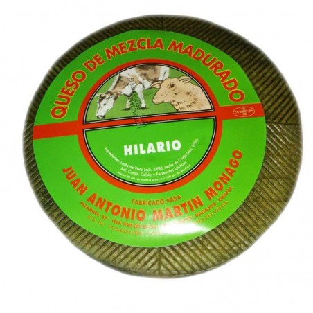 Melange de fromages murs (Medium)