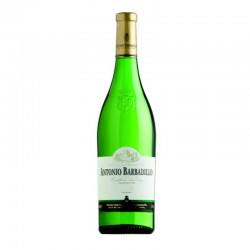 White wine Antonio Barbadillo