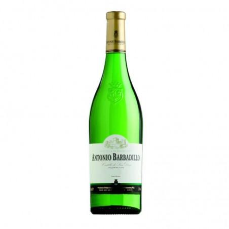 """Vino blanco Antonio Barbadillo """"Castillo de San Diego"""""""