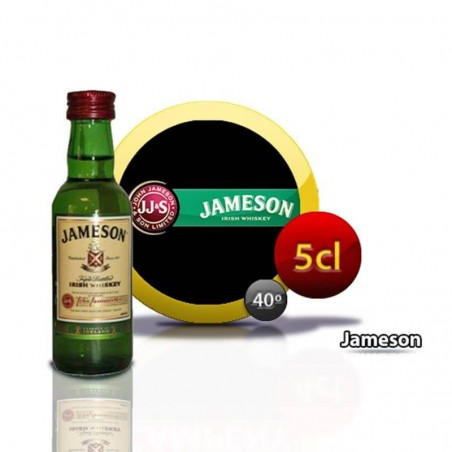 Jameson whisky mini para regalos