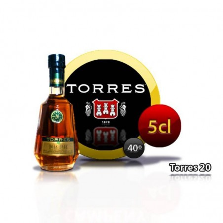 Torres 20 miniature for gifts of weddings