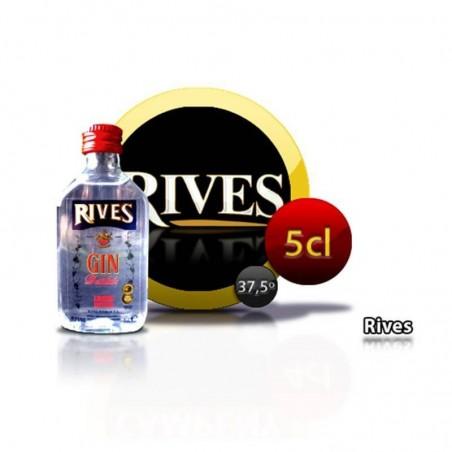 Rives Gin Miniatura pour cadeaux