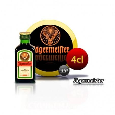 Miniature Jagermeister 4 cl