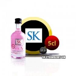 Dry Gin SK Strawberry mini
