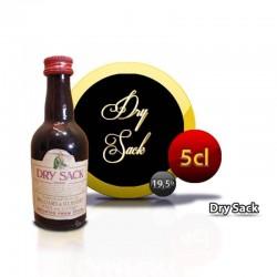 Miniature Dry Sack avec vin...