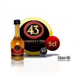 Miniature Liqueur 43