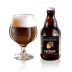 Bière ibérique au glands Cerex