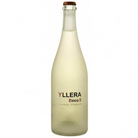 Vino blanco Yllera 5.5