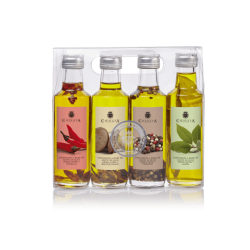 Case 4 condiments Oils