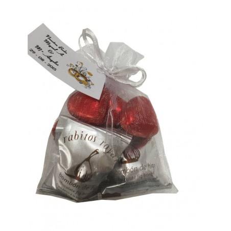 Pack gourmet chocolates