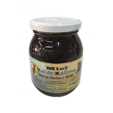 Miel de chêne Val de Xalima au format 500g