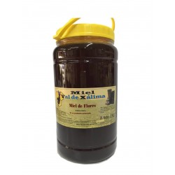 Val de Xálima Flower honey 2 kg