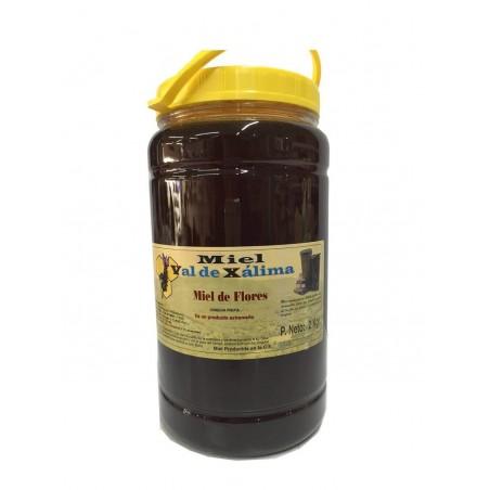 Val de Xálima Flower honey 2 kg