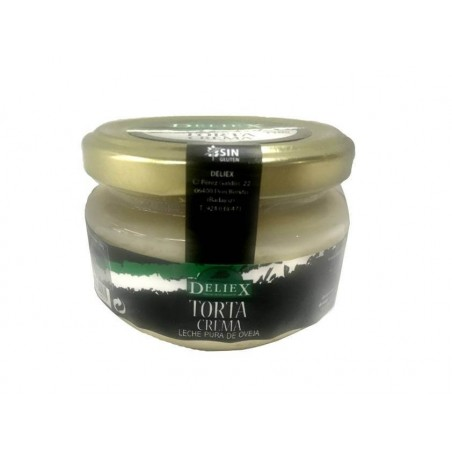 Serene cheese cream gourmet in 110 grams glass jars for events