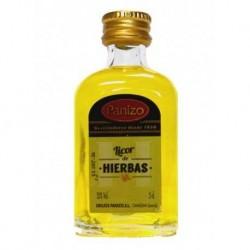 Miniatura licor de hierbas...