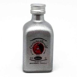 Detalle licor caramelorujo Panizo para eventos