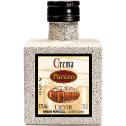 Cream Panizo liquor for...