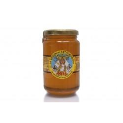 Miel de fleur d'oranger...