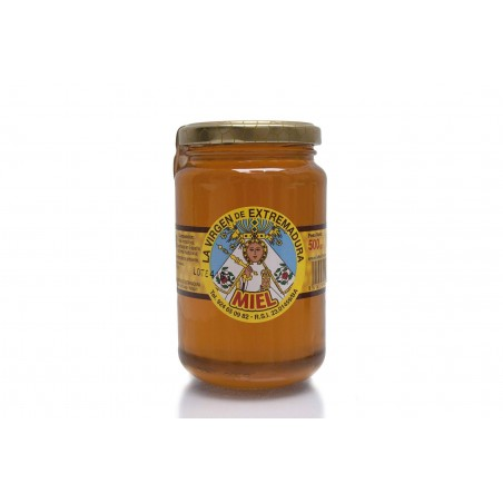 Miel de fleur d'oranger (500 g)