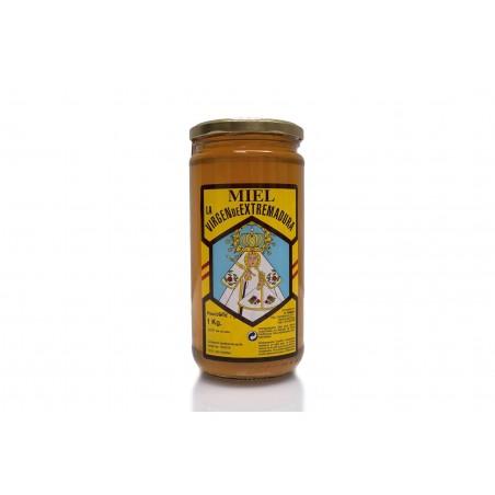 Miel de azahar artesanal 1 kg