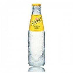 tonic Scheweppes 25 cl bouteille cristal