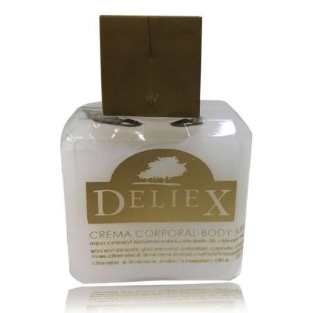 Crema corporal body milk para detalles