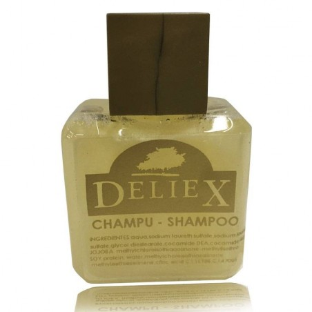 Shampoo with soya bean and jojoba for gift Deliex