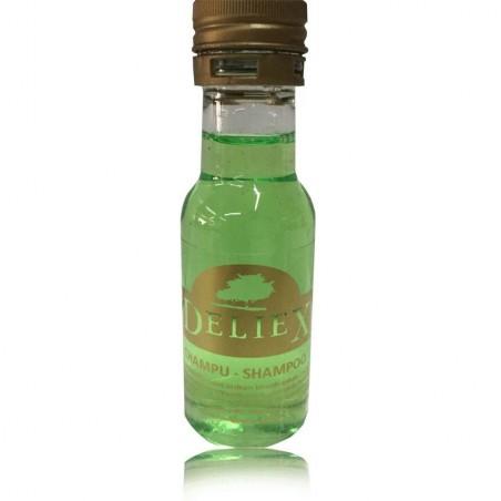 Champú Oliva para detalles marca Deliex