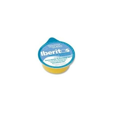"""Cream of fromage blue of sheep """"Iberitos"""" 25 gr"""