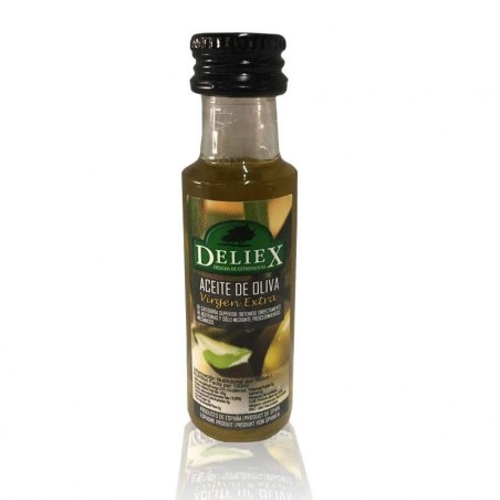 Miniature d'huile d'olive extra vierge 25ml