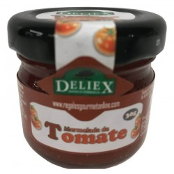 Jam with tomato flavor