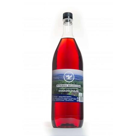 Pitarra Selección Rosado-Dulce 1,5 Litros