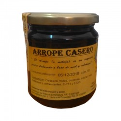Arrope Casero 500 gr