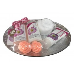 Cosmetic Rosehip Gift Basket