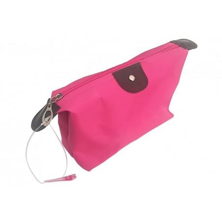 Sac accessoire rose pour le détail