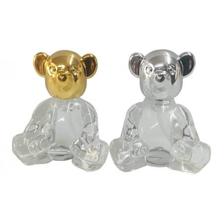 Eau de toilette mini Silver-Gold Bear 15 ml  for gift