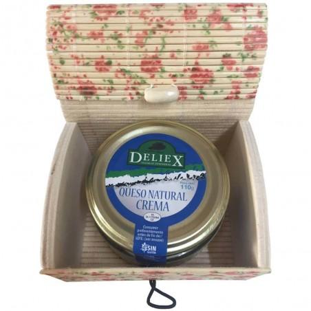 Coffret cadeau crème de fromage de brebis Deliex