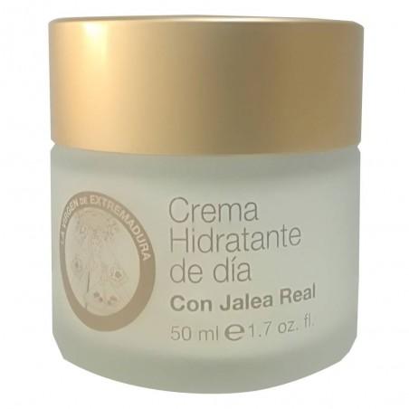 Crème du visage hydratante à la gelée royale