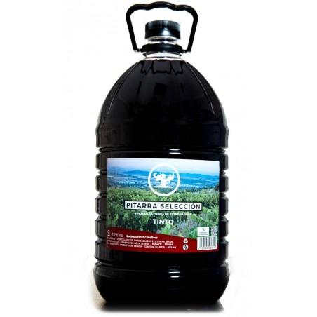 Vin rouge Pitarra 5L
