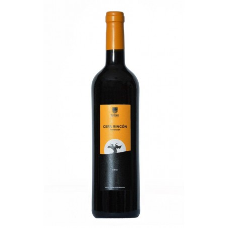 "Red wine ""Cepa Rincón"" 75cl"