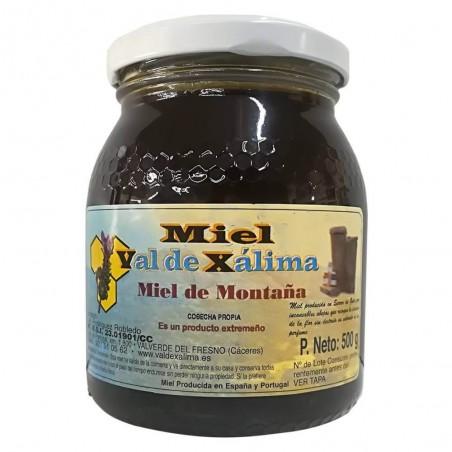 Miel de montaña Val de Xálima 0,5 kg